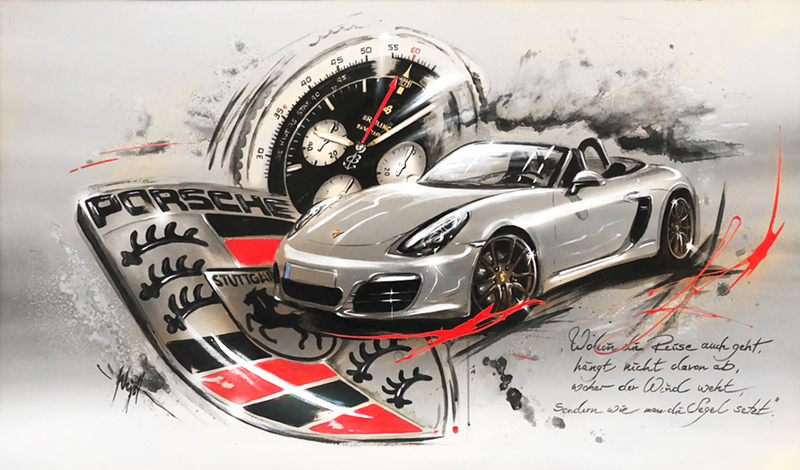 BOXSTER 981, BREITLING, WAPPEN