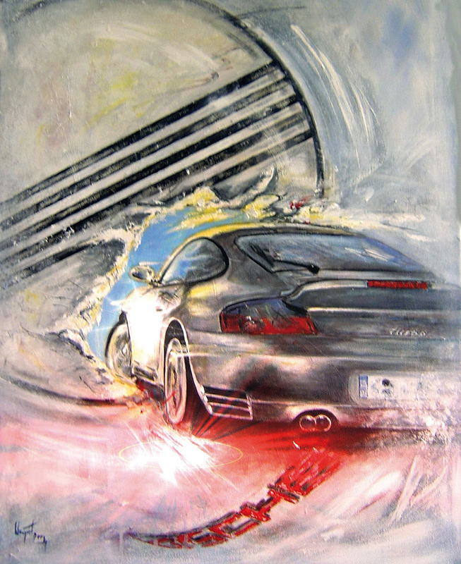 Porsche-Turbo without Limit