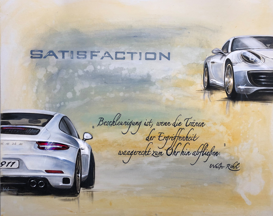 SATISFACTION & Walter Röhrl